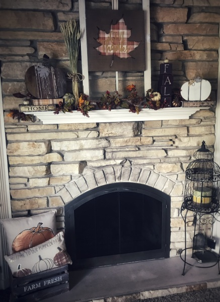 Fall Decor part 1